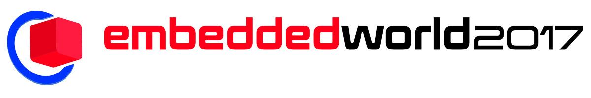 Logo Embedded World 2017